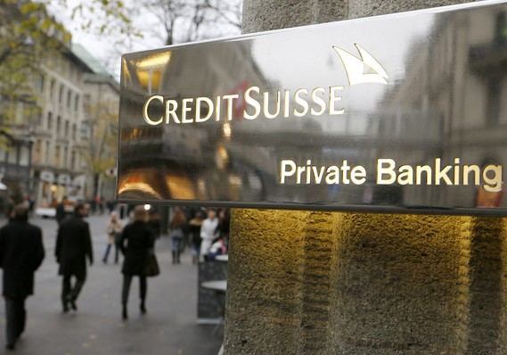 Credit Suisse emite informe blockchain