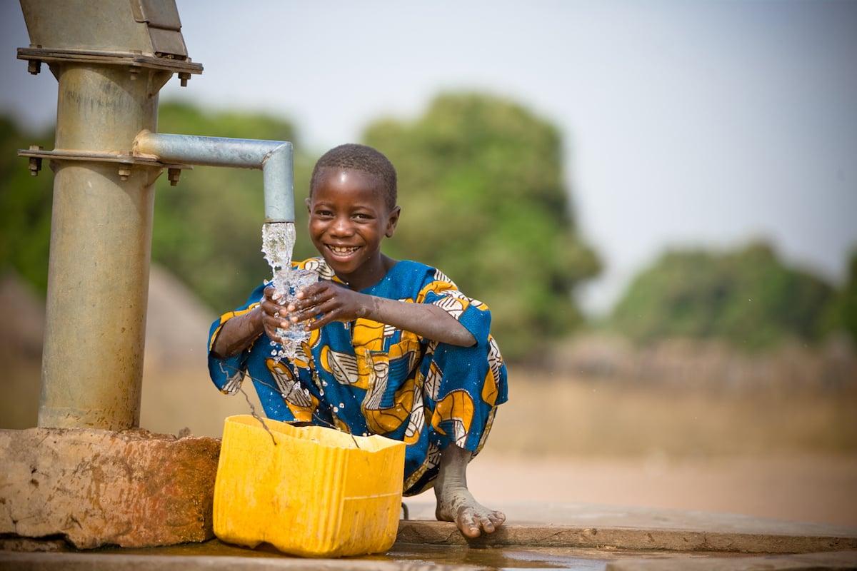 Proyecto Agua Africa Bitcoin