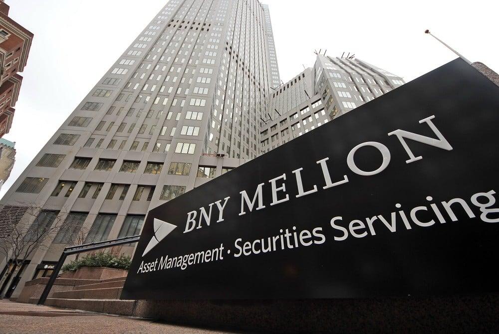 bny mellon new york sistema tecnologia blockchain banco