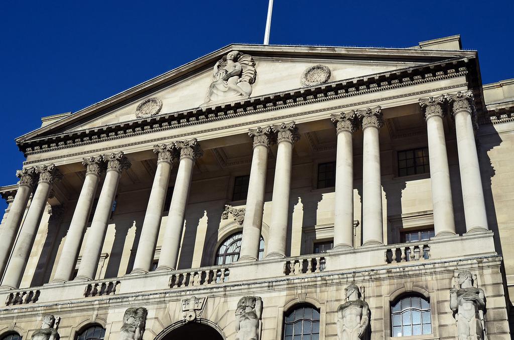 Banco Inglaterra Blockchain Bitcoin