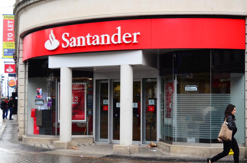 Banco Santander Blockchain Ethereum