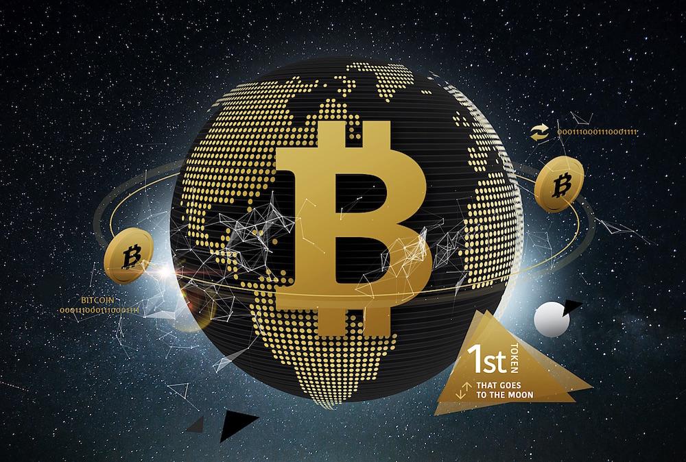 Bitcoin Genesis Mining Espacio