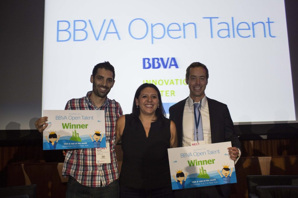 Cambridge Blockchain gana el BBVA Open Talent
