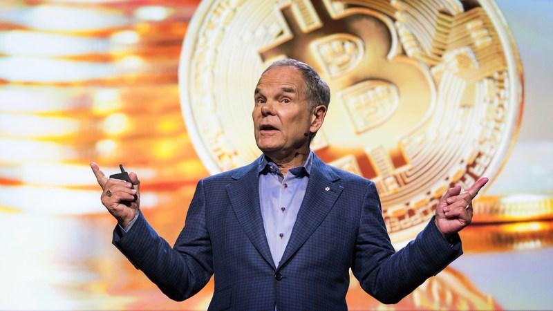 Autor Blockchain Revolution TED Talk