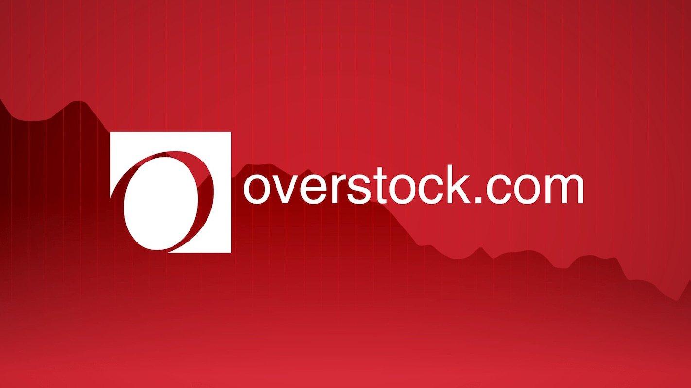 Overstock acciones blockchain t0