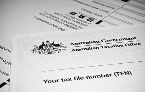 Australia Monedas Digitales Impuesto Tax