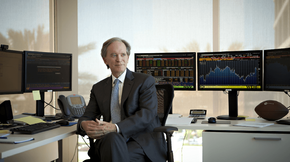 bill gross bancos centrales bitcoin blockchain