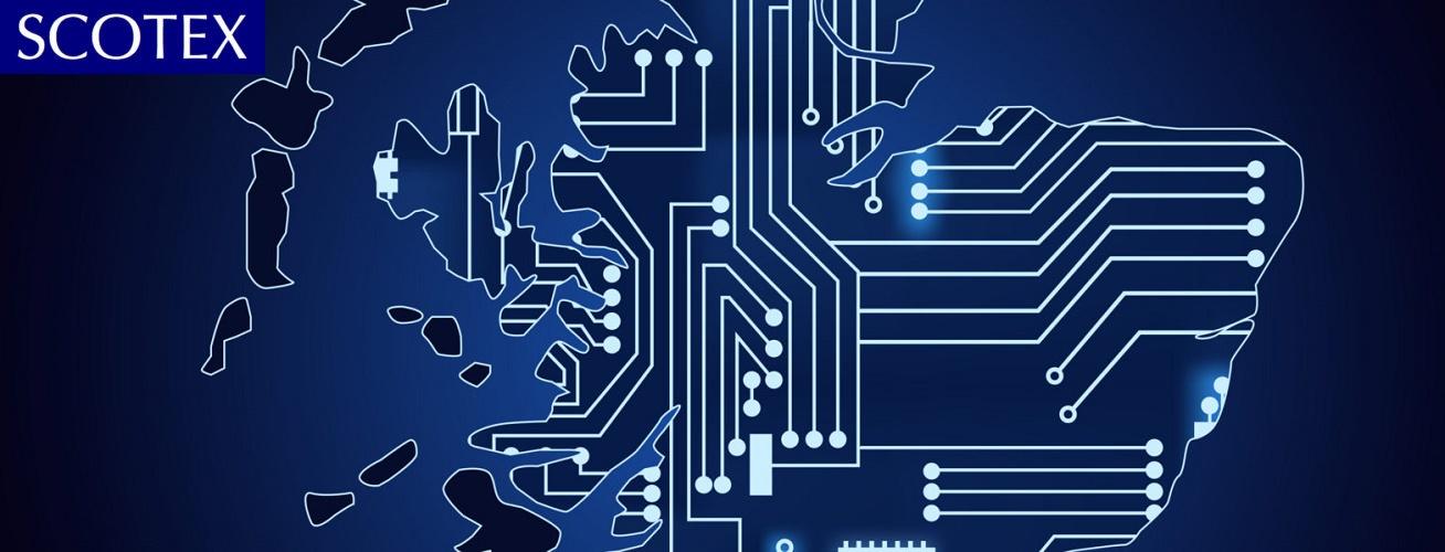 escocia bolsa de valores tecnologia blockchain