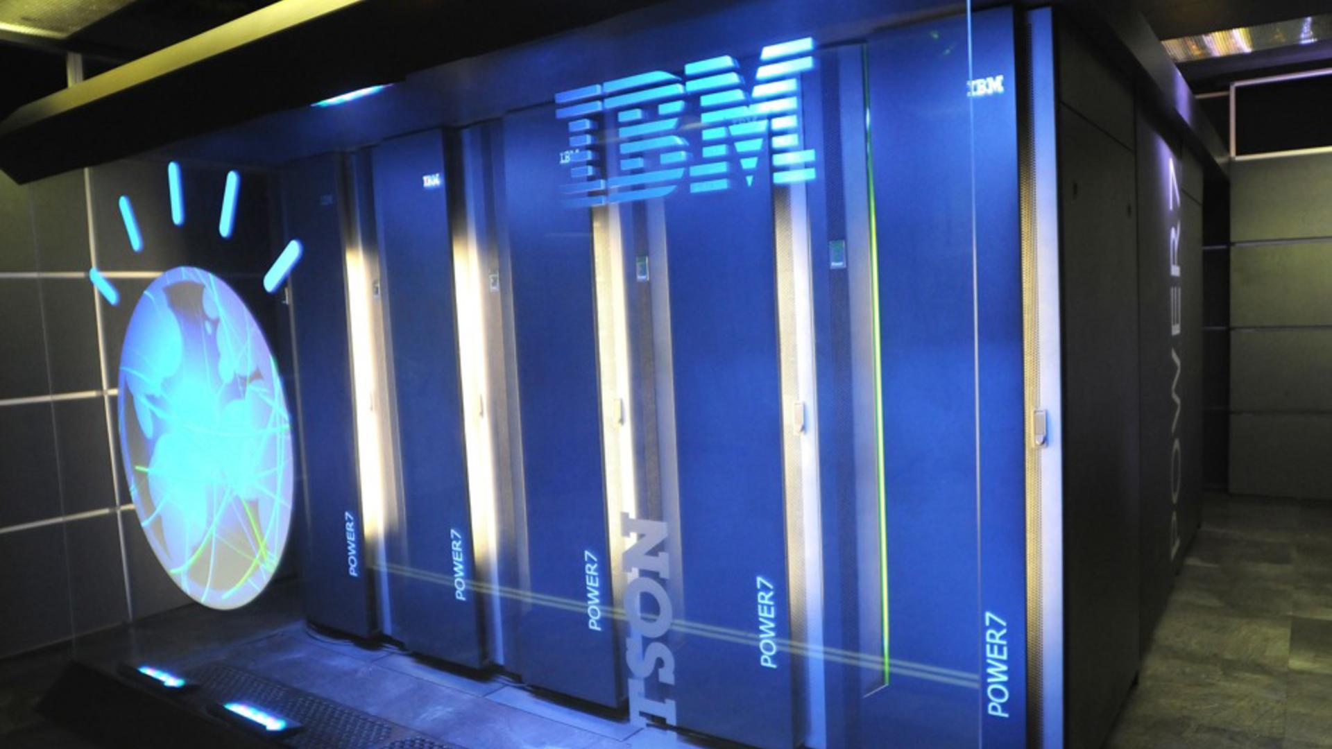 IoT AI Blockchain IBM