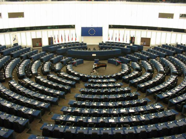 Parlamento Europeo votación blockchain
