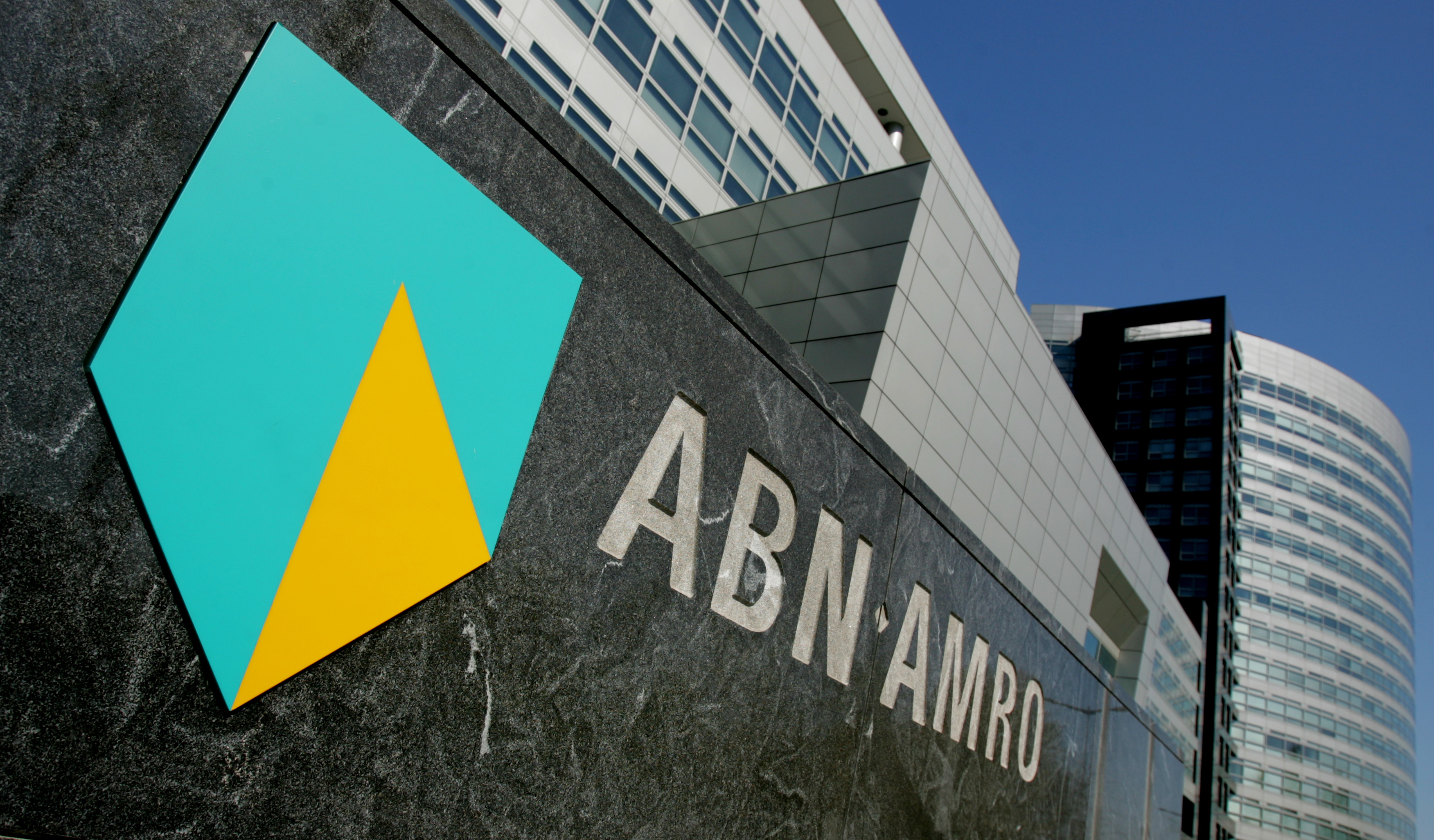 ABN AMRO R3 Blockchain Bancos
