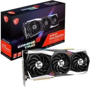 La AMD Radeon RX 6800 XT para minar Ethereum en rig y otras criptomonedas