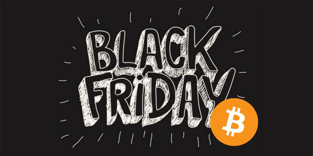 black friday bitcoin descuentos