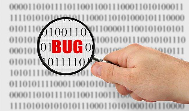 ethereum contratos inteligentes bugs solidity