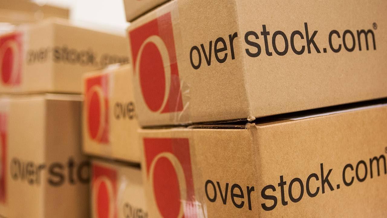 overstock perdidas alianzas inversiones tecnologia blockchain
