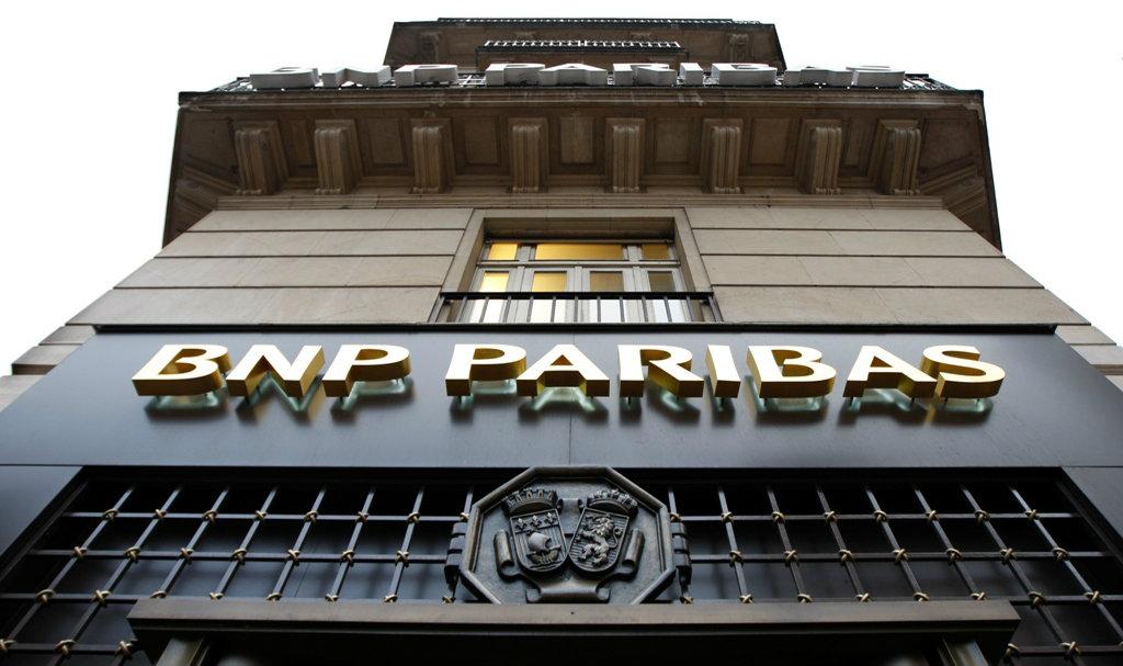 BNP Bancos Pagos Blockchain