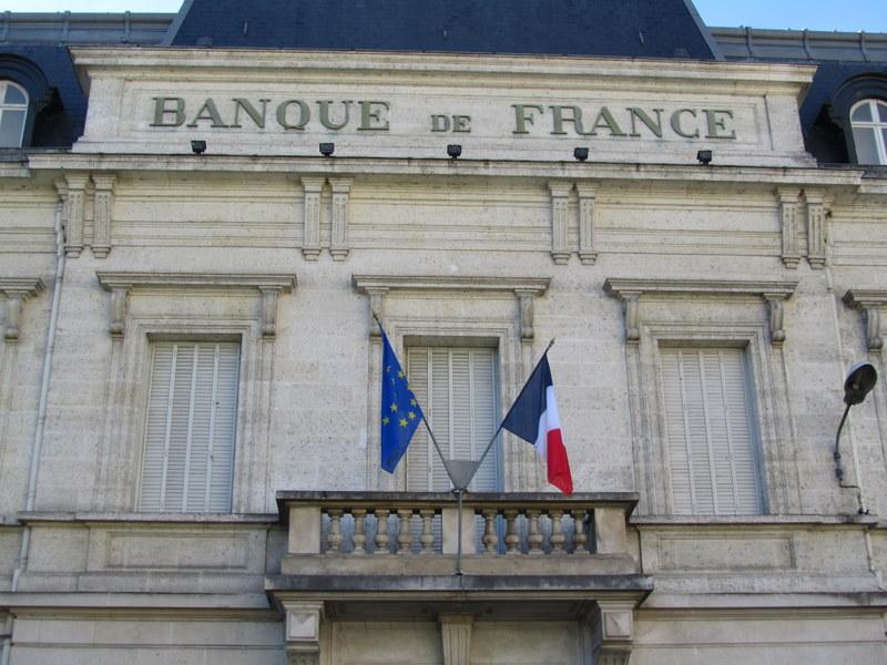 Banco Central Francia Blockchain