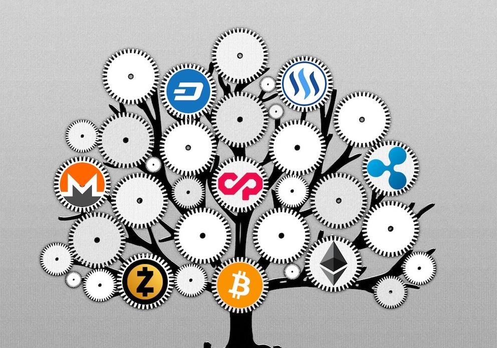 Monedas digitales Blockchains Bitcoin 2016