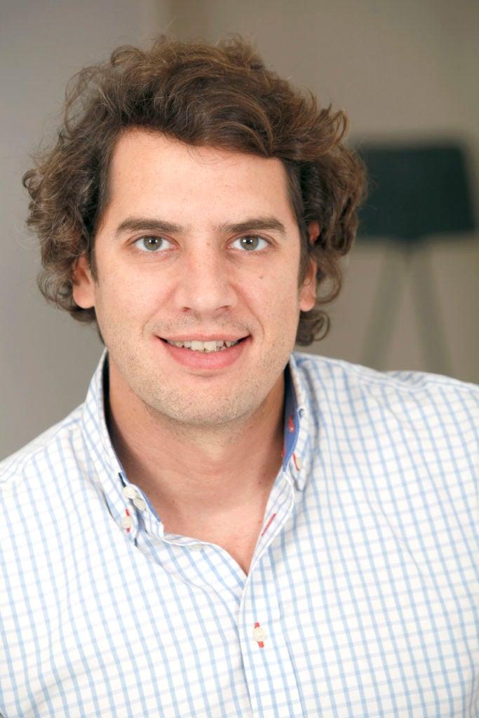 Carlos Kuchkovsky BBVA Blockchain