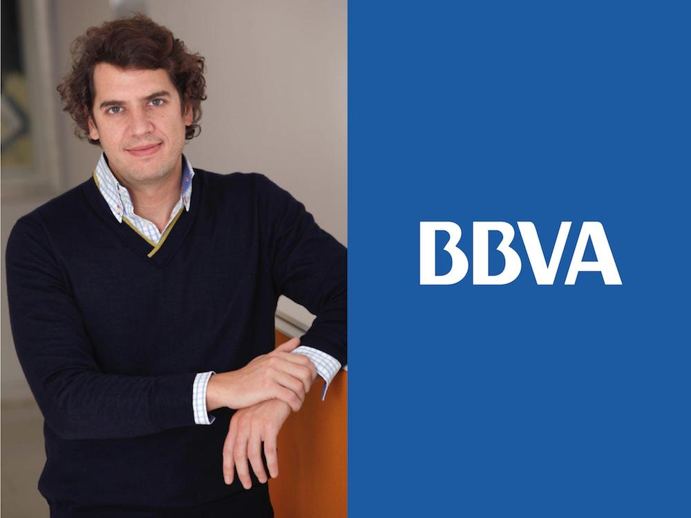 Carlos Kuchkovsky BBVA Blockchain criptomonedas