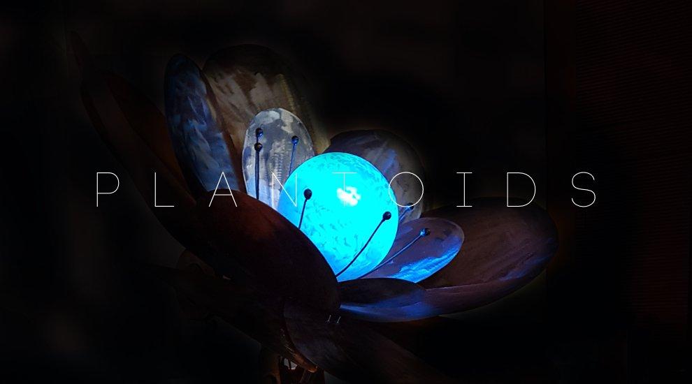 Plantoids-vida-artificial-arte-blockchain
