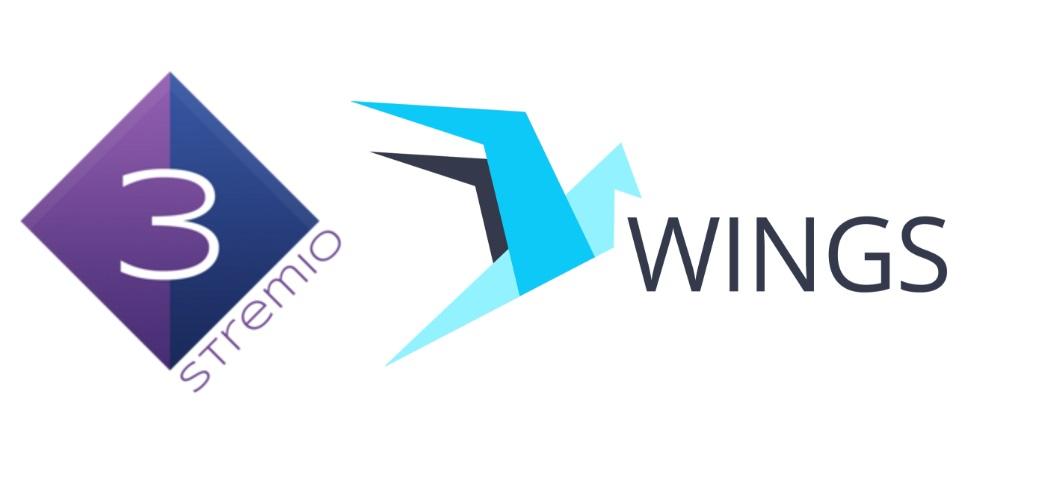 Stremio Wings Crowdfunding Financiamiento