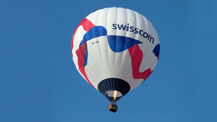 Swisscom Hyperledger Blockchain