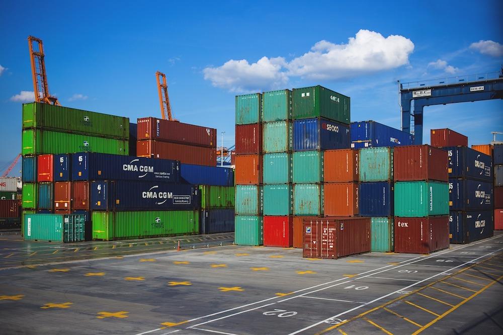 Transporte Carga Blockchain Peso