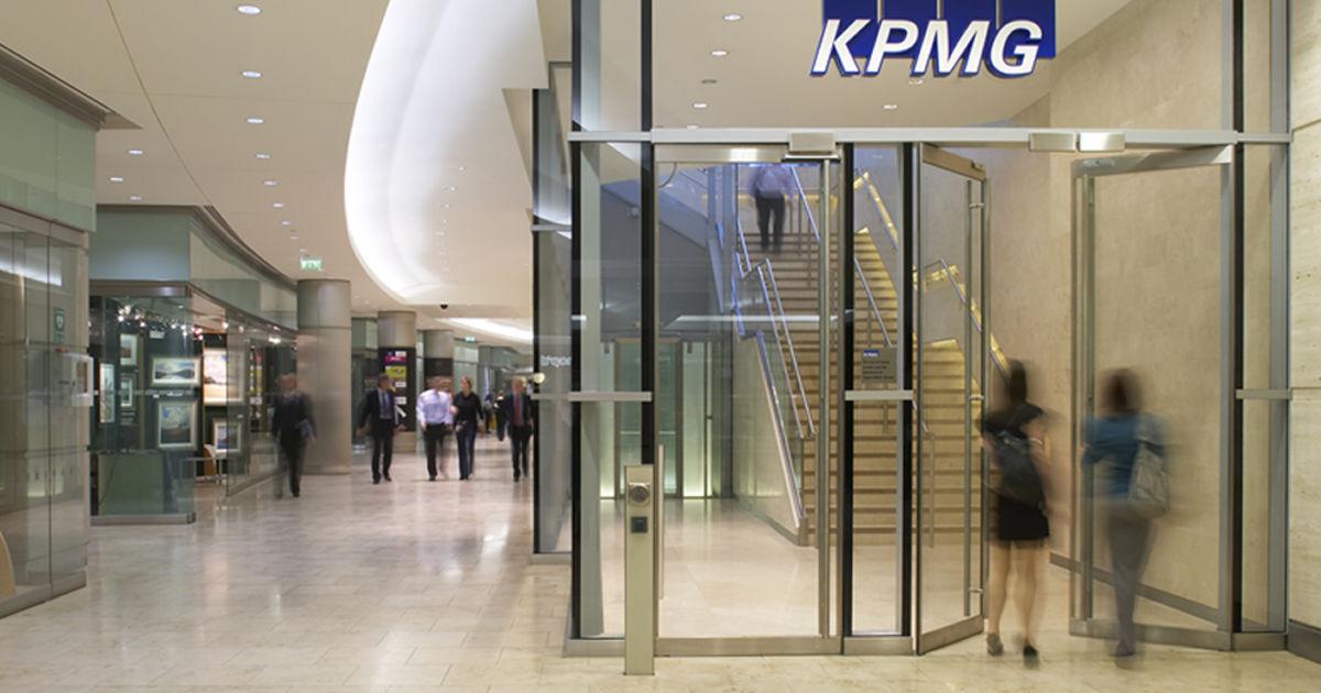 kmpg hong kong estudio adopcion fintech blockchain