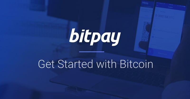 logo del monedero multifirma de bitcoin BitPay