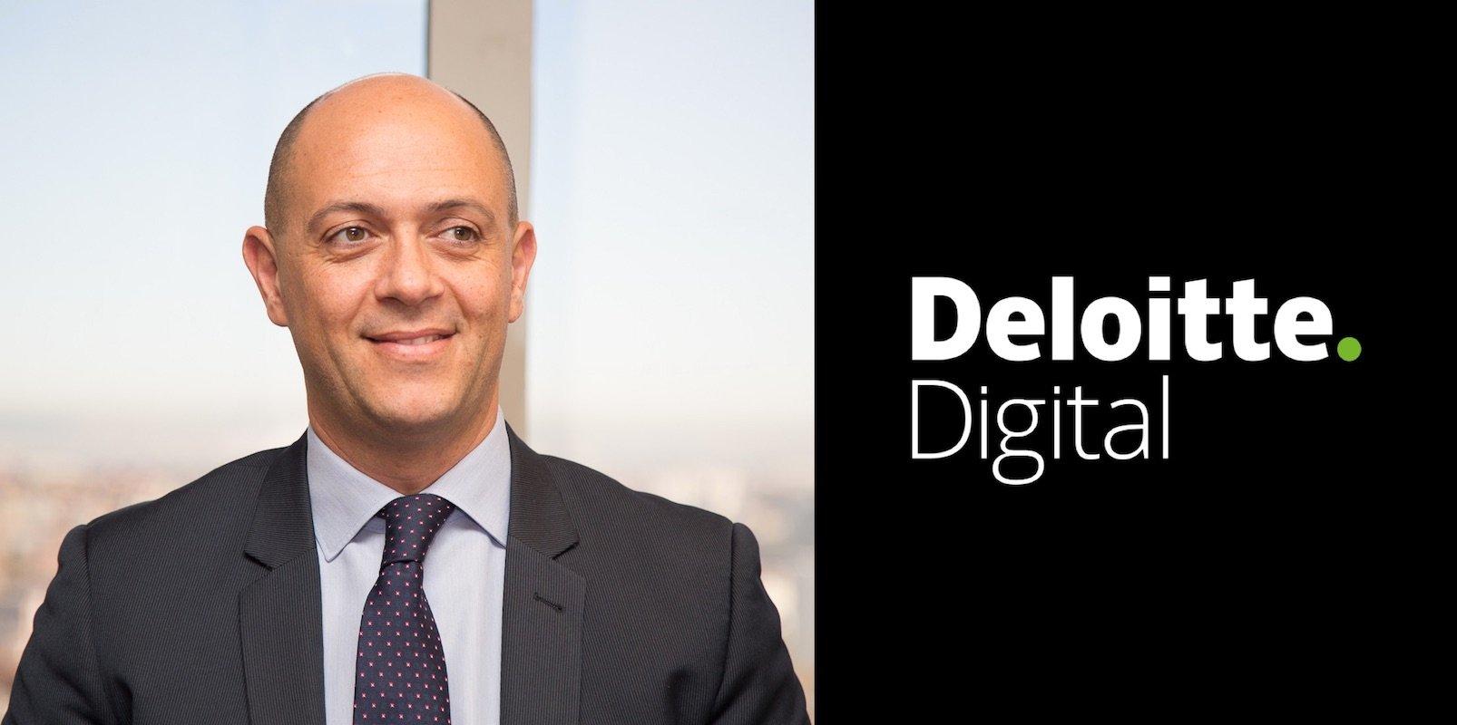 Pablo González Muñoz Deloitte Digital Blockchain
