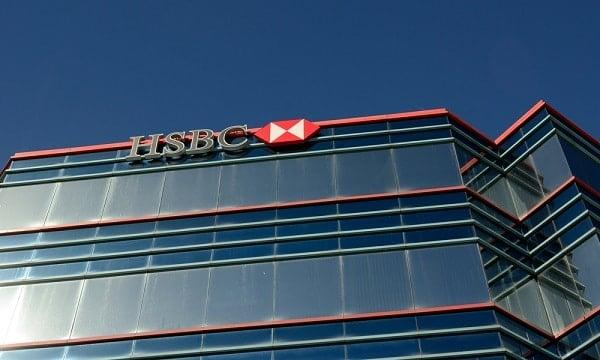 HSBC CEO de Riple