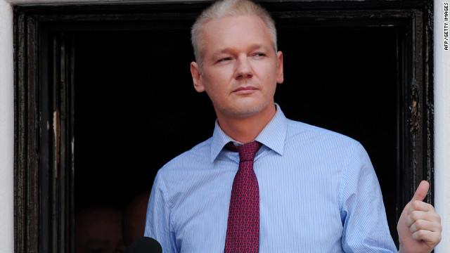 julian assange uso blockchain demostrar vive