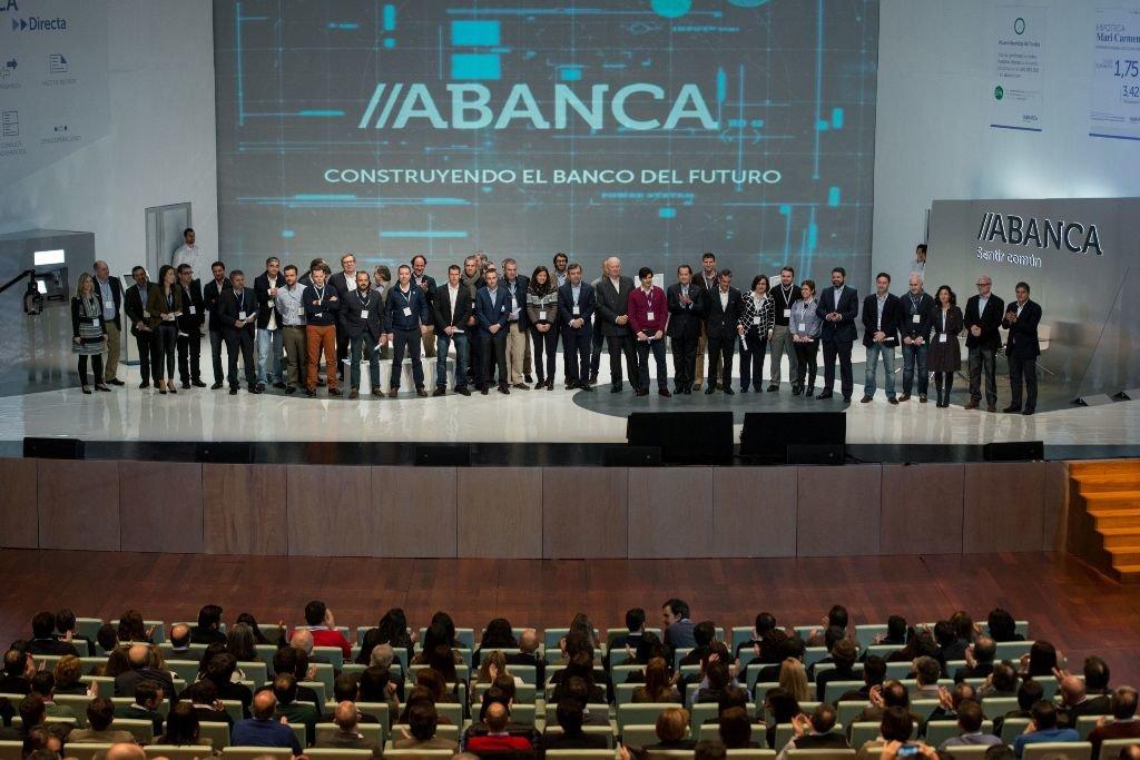 abanca microsoft blockchain galicia españa