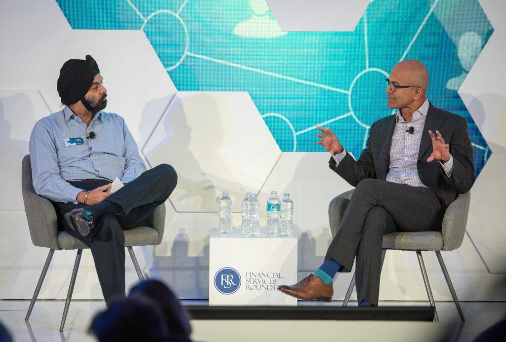 festival ideas fintech ibm google microsoft tecnologias financieras blockchain