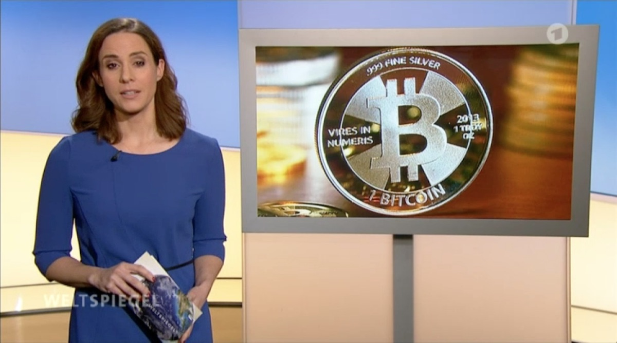 reportaje televisora alemana das erste bitcoin cartera implantada mineria