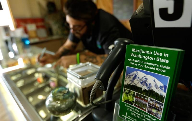 washington estado propuesta ley prohibir marihuana bitcoin