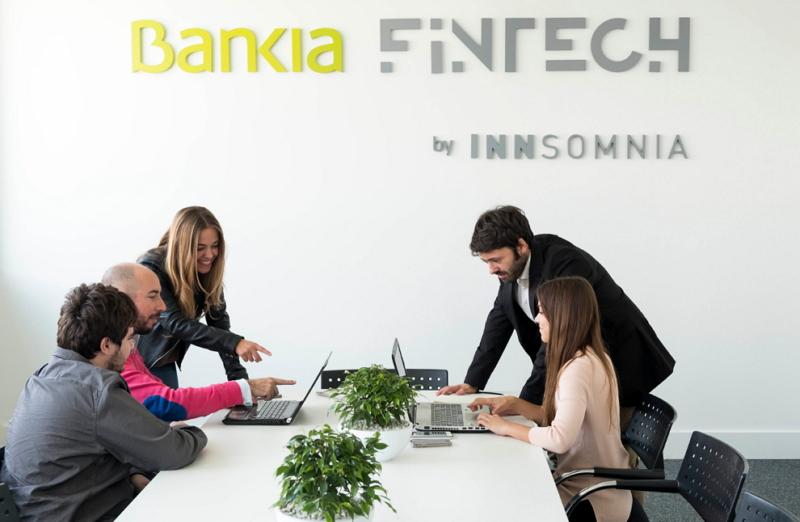 Bankia-España-startups-Fintech