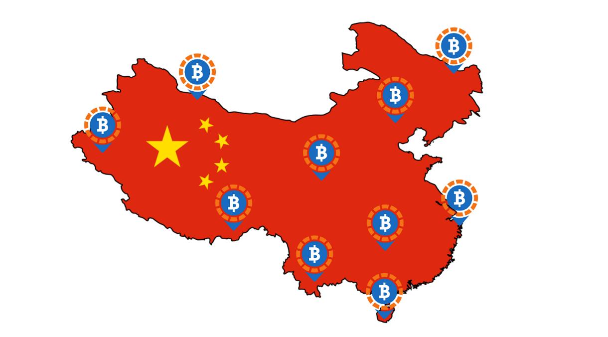 China LocalBitcoins Comercio Volumen Bitcoins Yuan