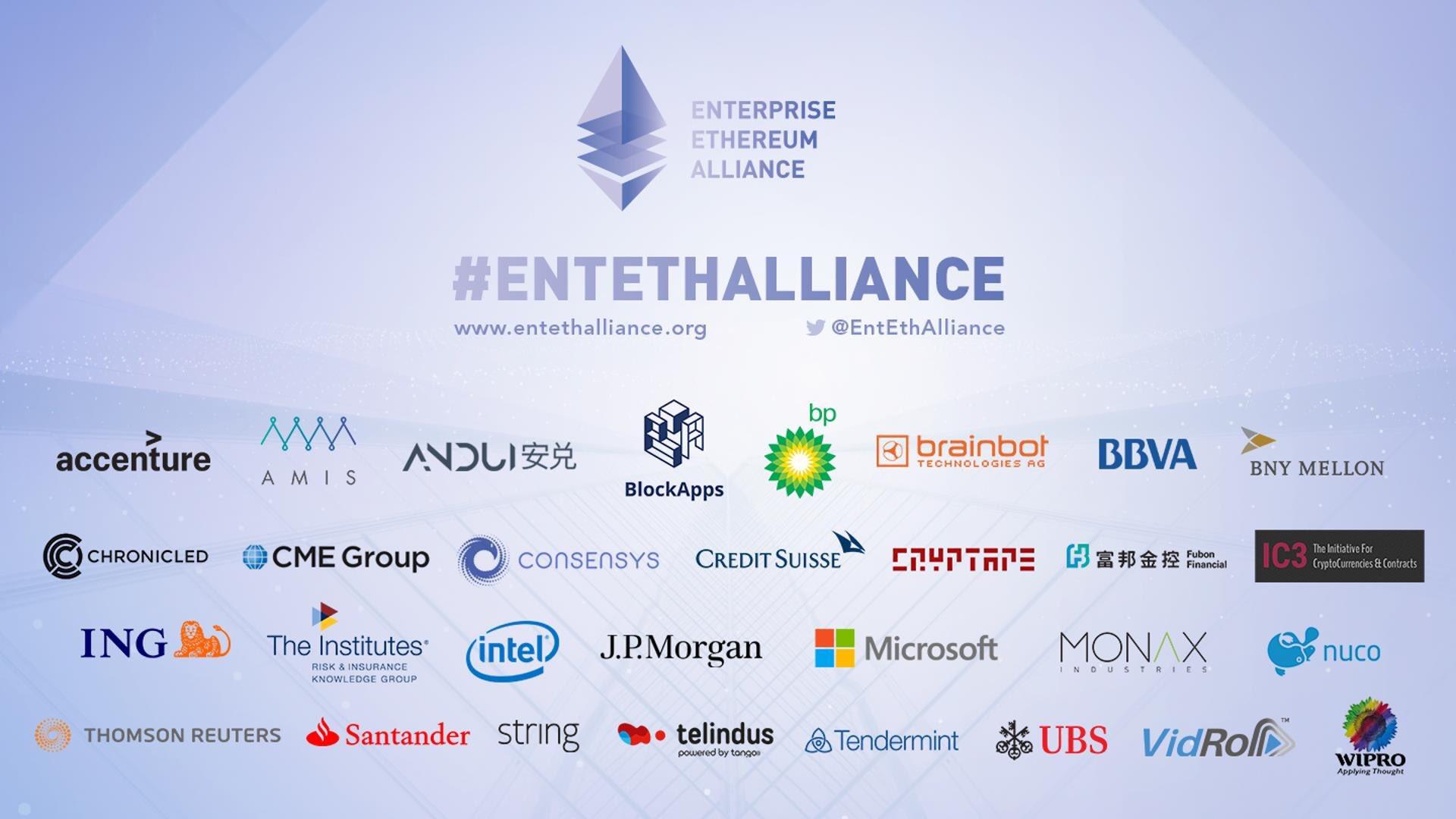 EnterpriseEthereumAlliance