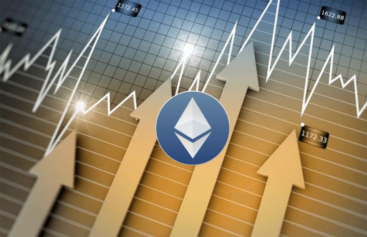 Ethereum precio ether mercados contratos inteligentes