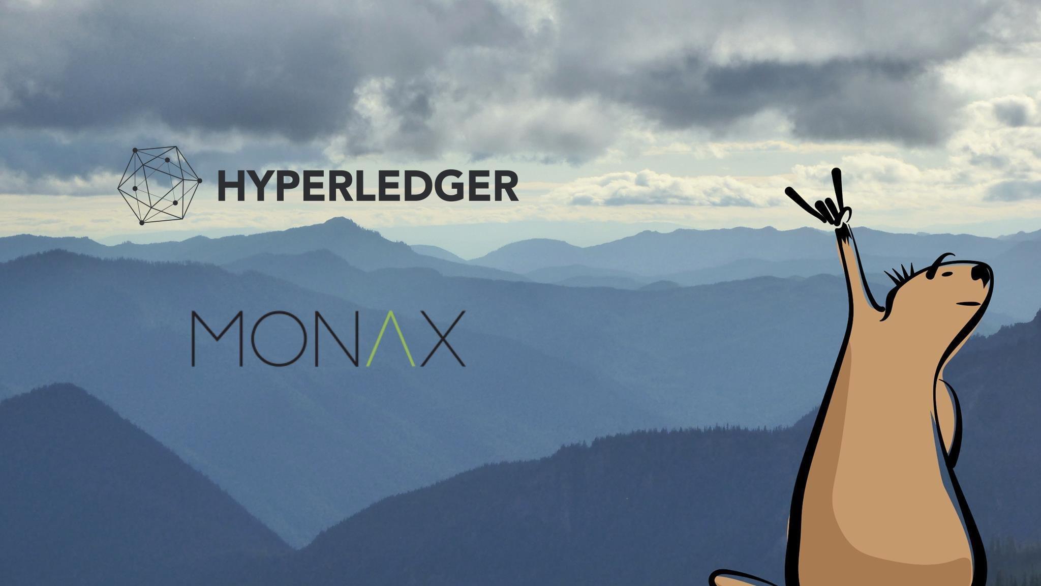 Hyperledger Monax Blockchain Ethereum