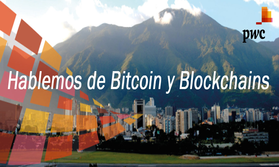 PWC Venezuela Blockchain Bitcoin