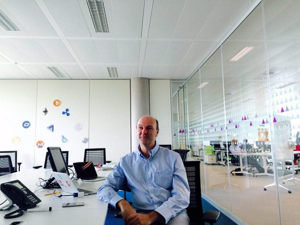 Julio Faura Banco Santander Blockchain