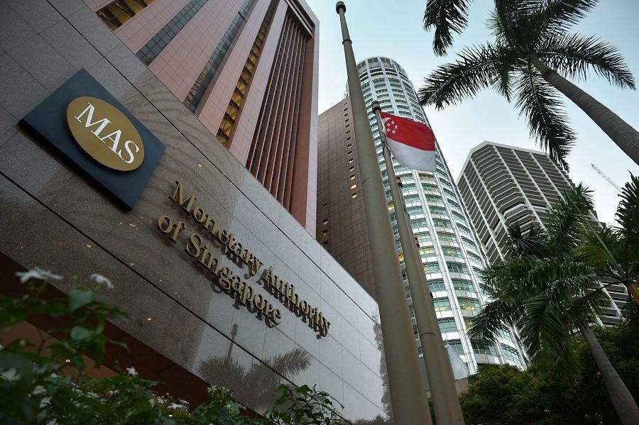 Singapur Blockchain Prueba Bancos