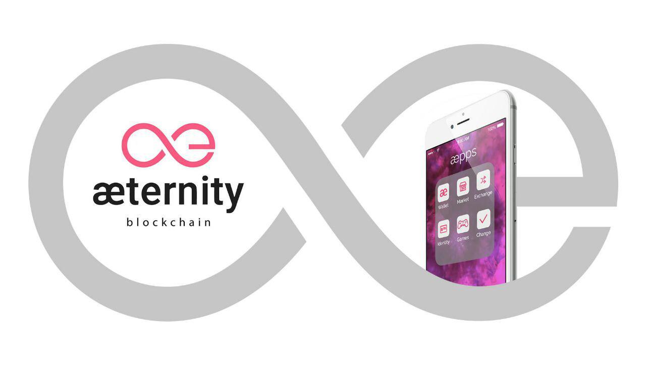 Æternity, plataforma, blockchain, aplicacion, oraculo, contratos inteligentes, ethereum