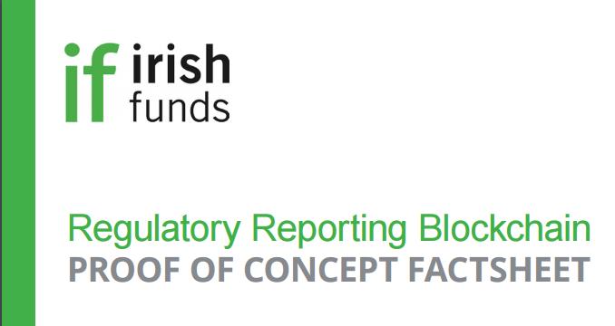 irish funds, deloitte, contratos inteligentes, blockchain, contabilidad, reportes, regulatorios