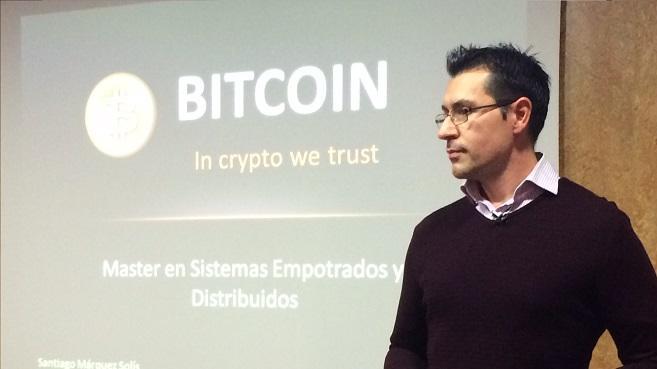 santiago, marquez, criptomonedas, bitcoin, escalabilidad, blockchain