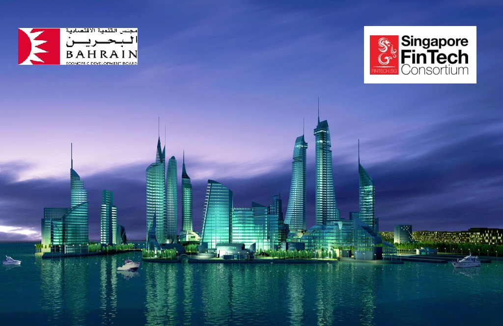 Bahrein Fintech Singapur Blockchain