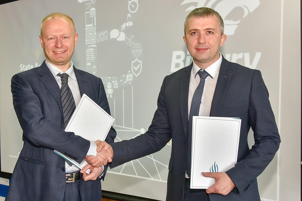Bitfury Ucrania Gobierno Blockchain